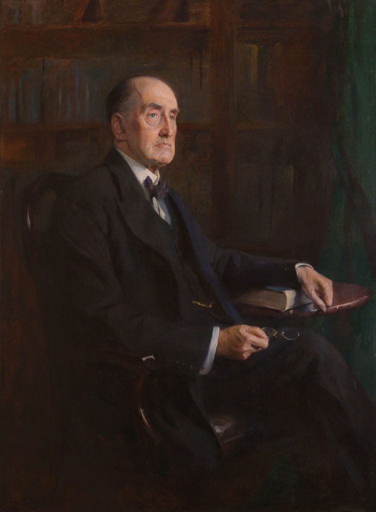 Portrait of Lord Carson