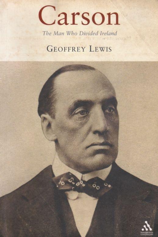 Lord Carson Book