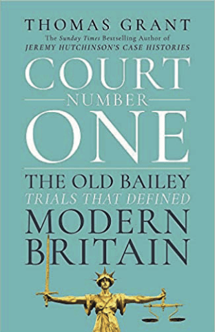 Court number one book cover
