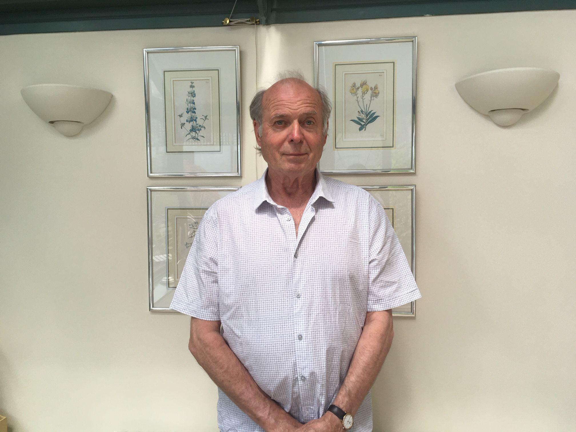 Master David Blunt