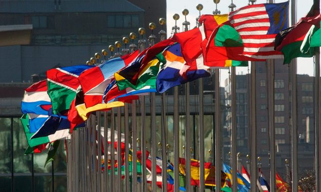 My Journey from Albania to the United Nations via the English Bar