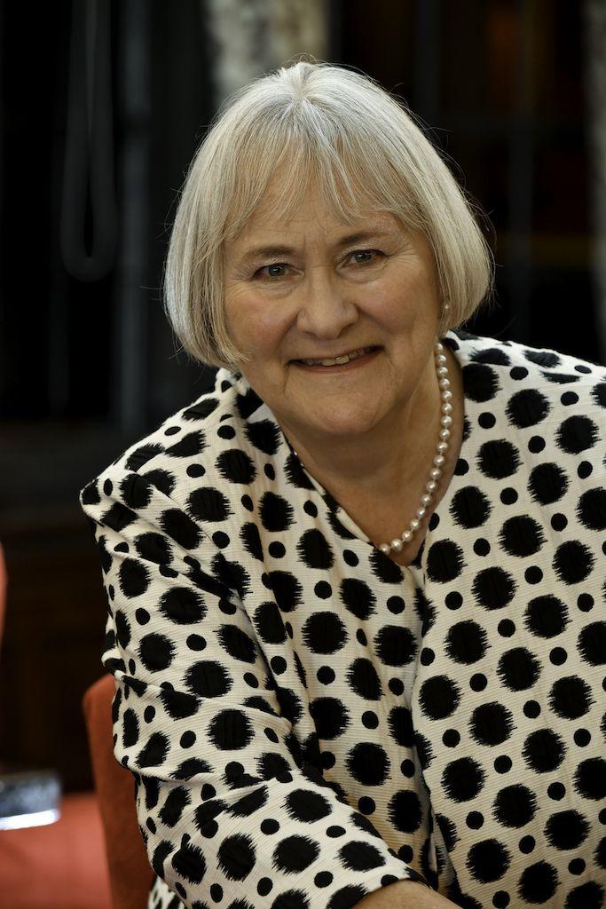Master Marilynne Morgan