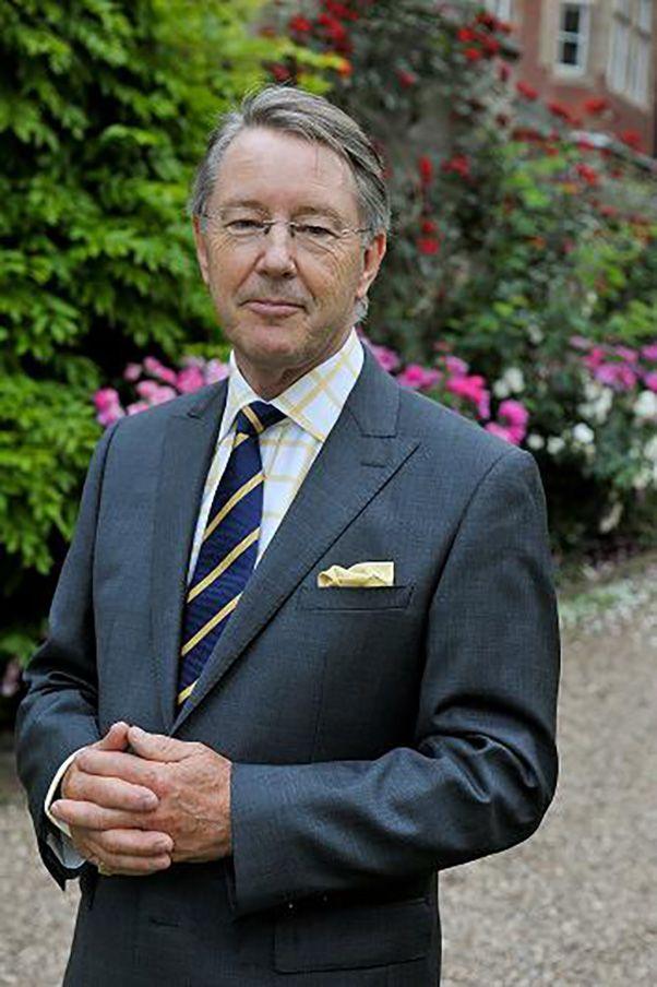 Master Paul Worsley
