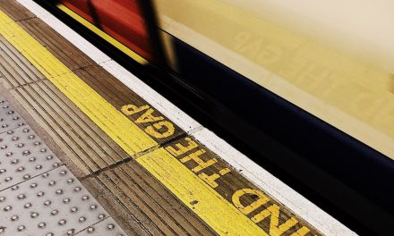 All Change Please and Mind the Gap!