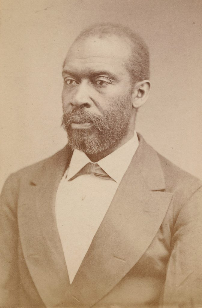 Portrait of Thomas Morris Chester, taken in Harrisburg, Pennsylvania circa 1870 (© The New York Public Library)