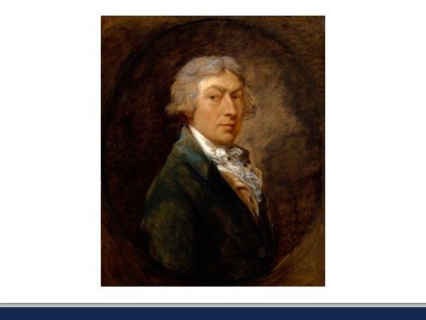 Sir Thomas Gainsborough, expert witness in Vandergucht v Desenfans