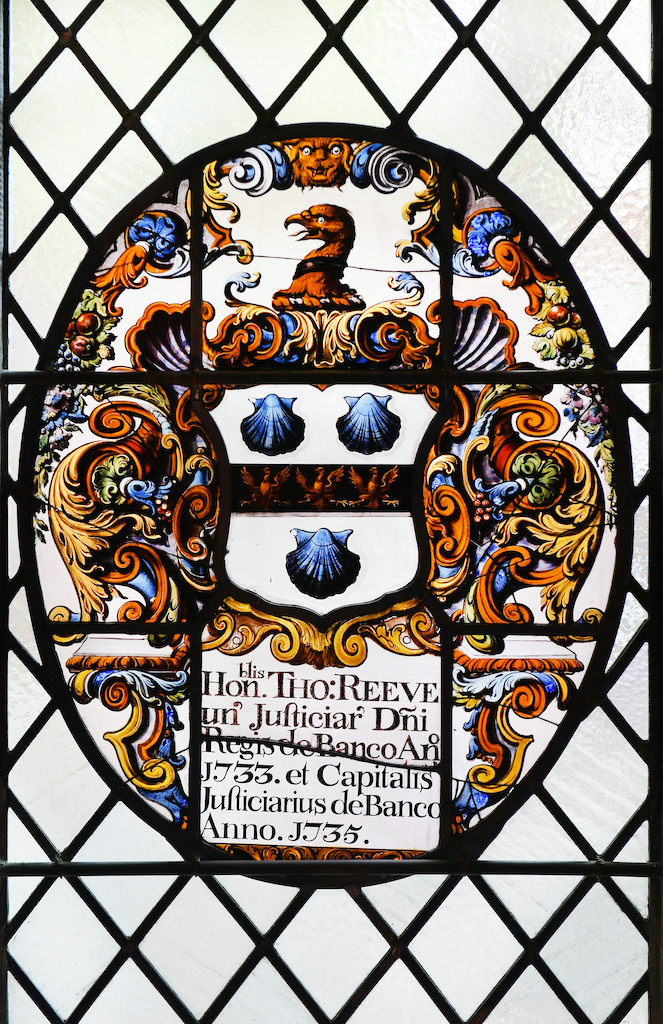 Sir Thomas Reeve's Coat of Arms